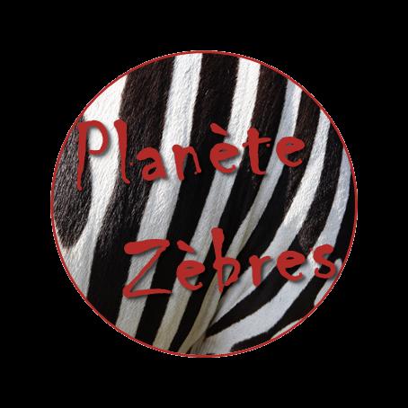 Logo Planète Zèbres sans fond