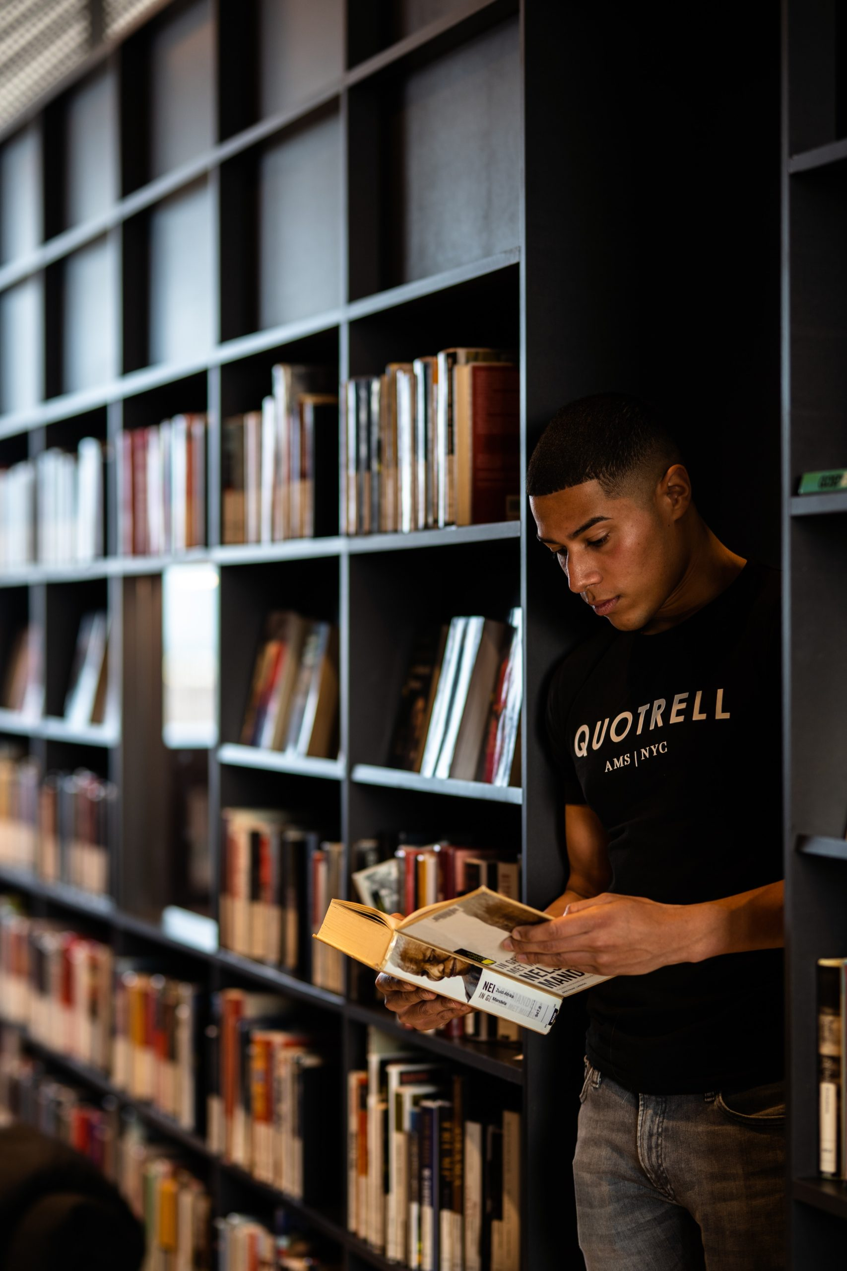 Recherche en bibliothèque